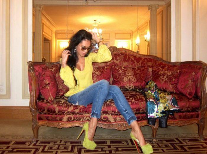 Jetsetting in Jeans