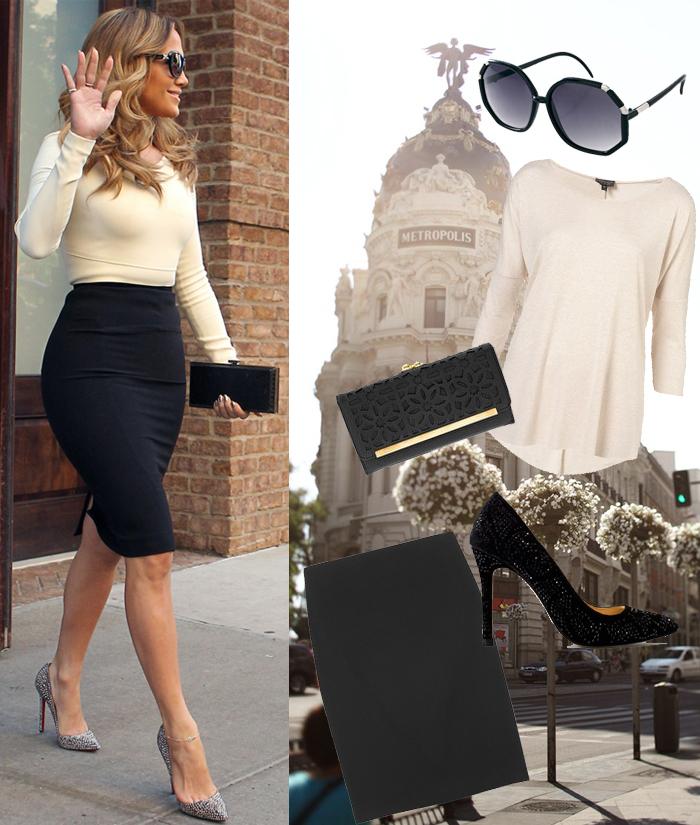 Jennifer Lopez Fashion Stars Girls