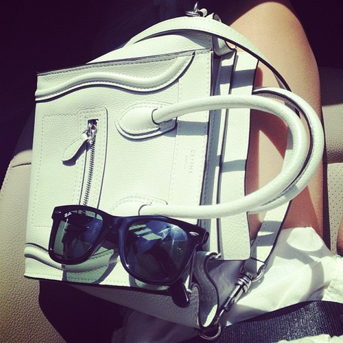 The search for the perfect handbag