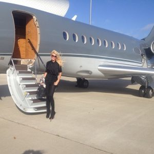 Jet set Travel in style