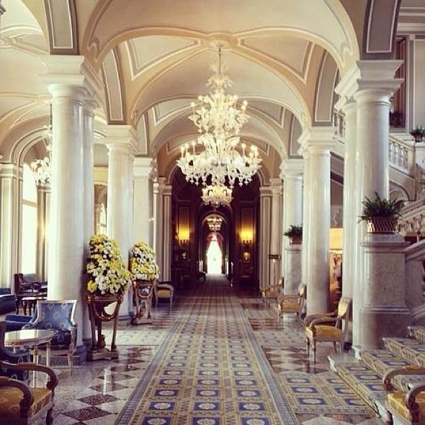 Hotel Villa Deste Como: Villa D'este Lake Como Italy