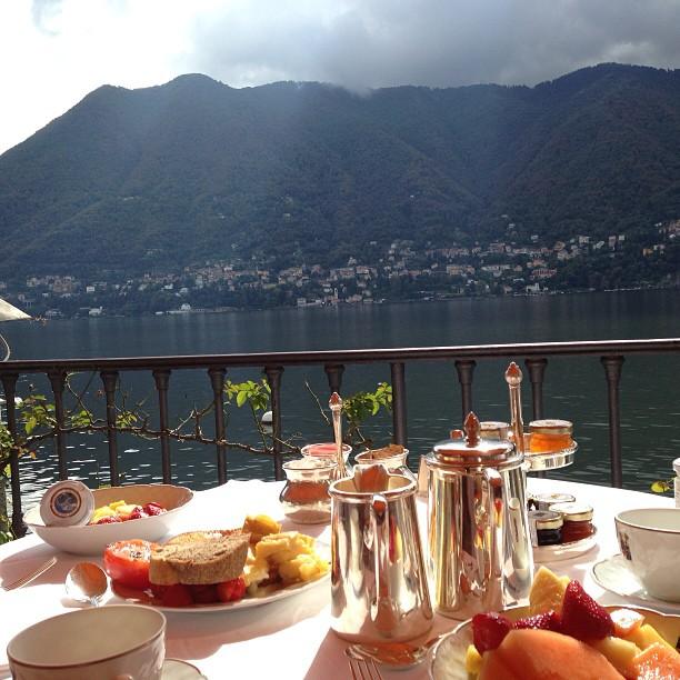 Villa D'este Lake Como Italy