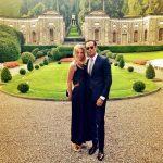 Villa D'este in Lake Como, Italy