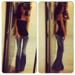 My Love for Flared Jeans
