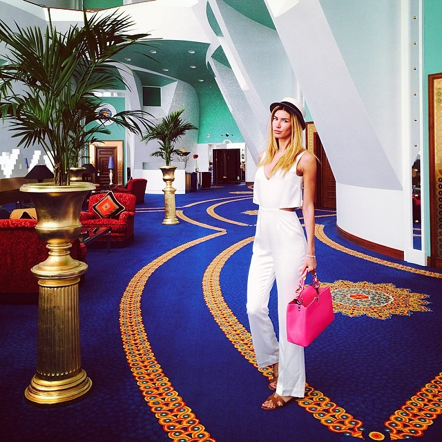 The Burj Al Arab Hotel Dubai