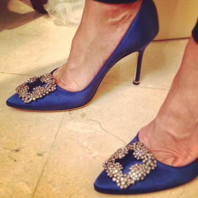 manolo blahnik hangisi heel height