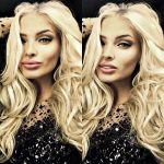 Alena Shishkova Before & After
