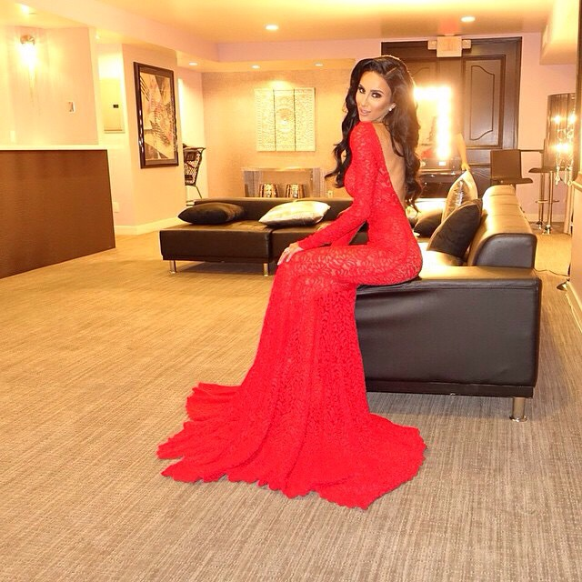 @lillyghalichi #gown #fashion #glamour #redlace #reddress #red #mermaiddress #follow #stylish #streetstyle #streetfashion #lookoftheday #bestoutfit #bestdressed #love #luxury #jetset #jetsetbabe #classy #chic #dress #designer #swag #blessed #fashionblog #fashionblogger #blog #blogger