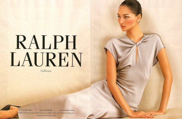 Ralph Lauren Collection Campaign
