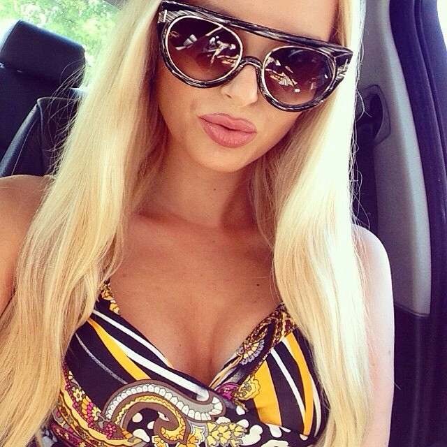 @nenaaristocat So cool! Love these sunglasses ?#jetsetbabe #sunglasses #swag