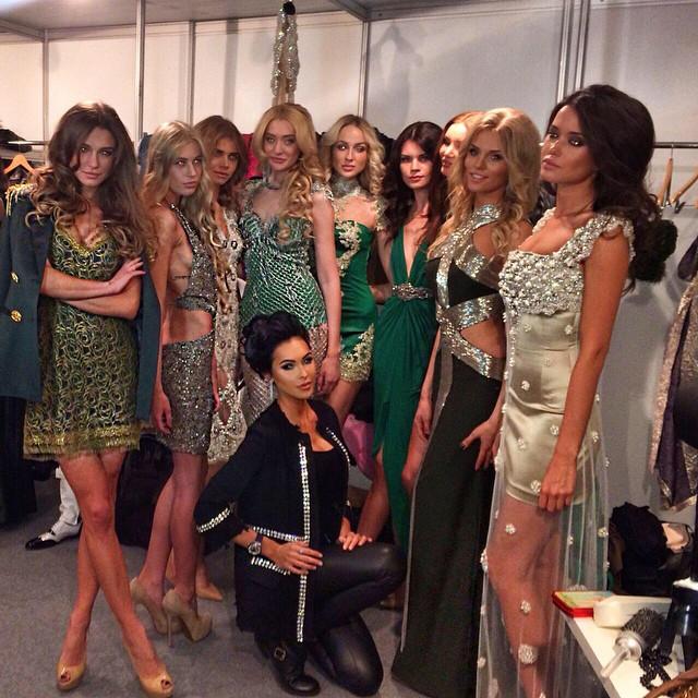 Olesya Malinskaya Dresses