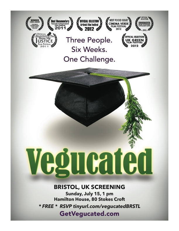 Vegucated Documentary
