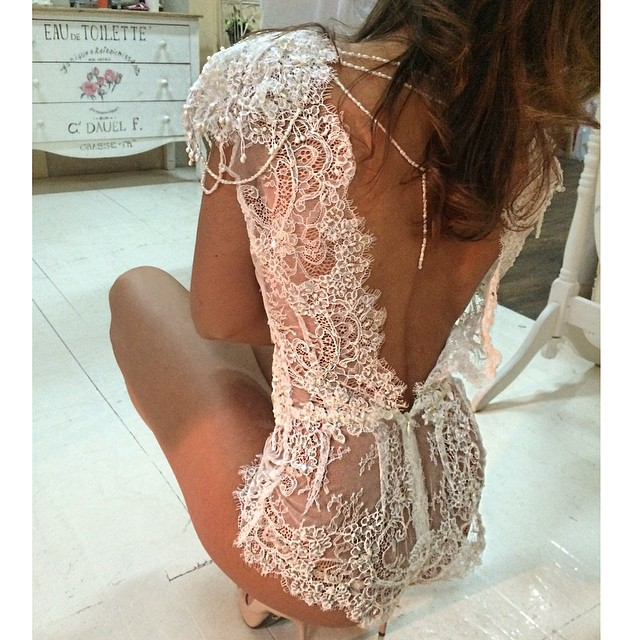 Handmade Delicate Lace
