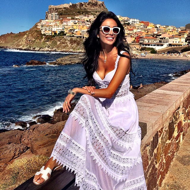 Ibiza Hippie White Fashion