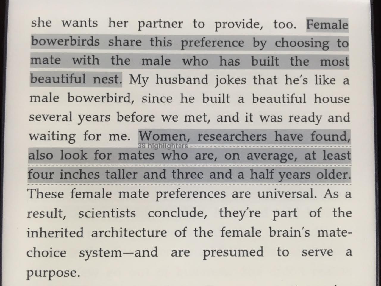 The Female Brain