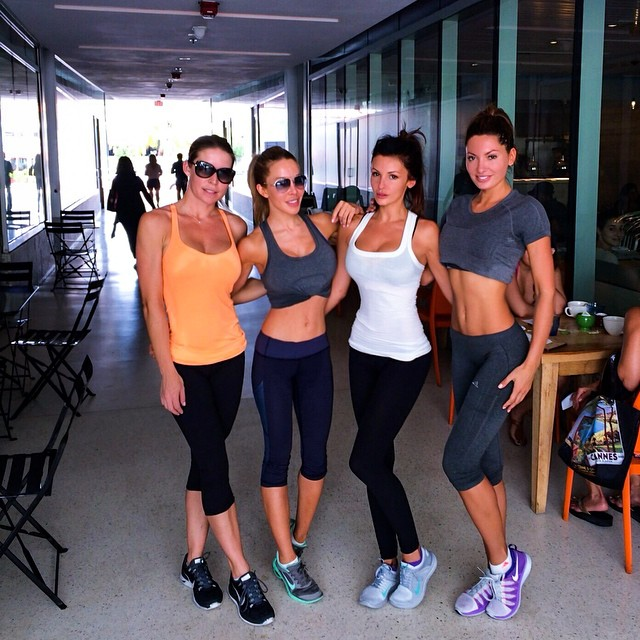 Jetset Babes Work out & Diet